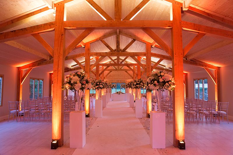 Civil Ceremony Room Cheshire Wedding Venue