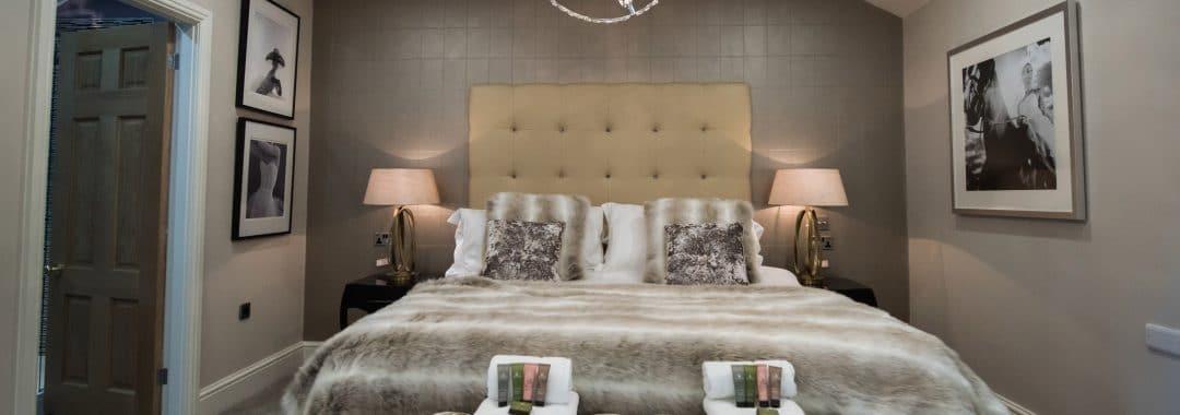 Bridal Suite Bed