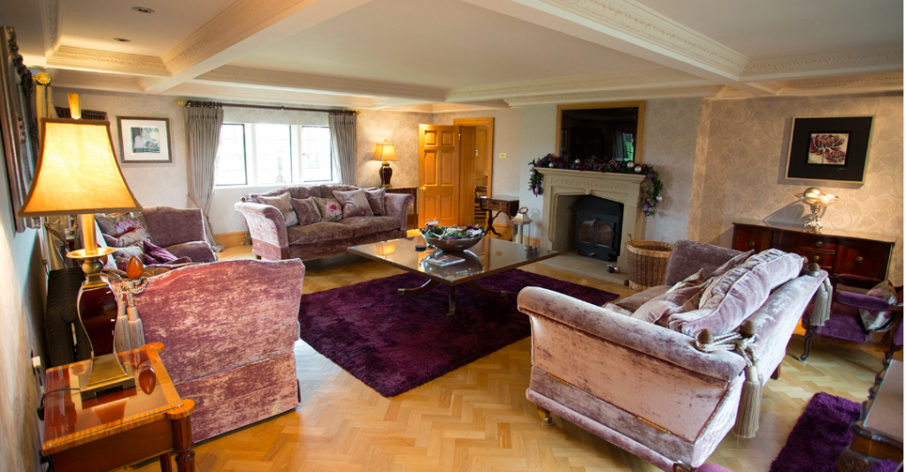 Lounge at the Manor House