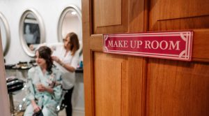 Makeup Room at MM