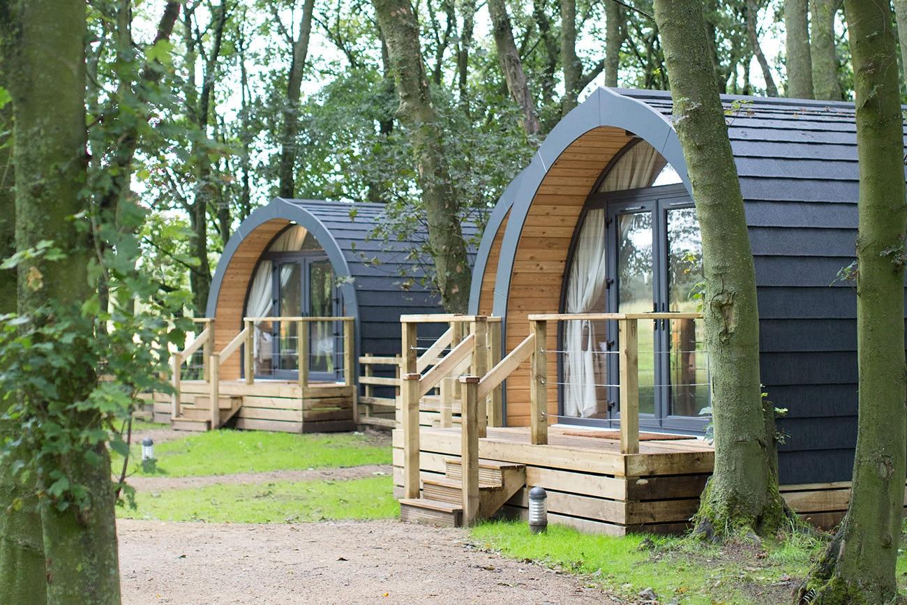 Woodland Eco Lodges